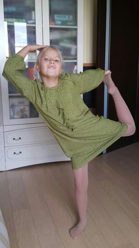 Любимое платьице