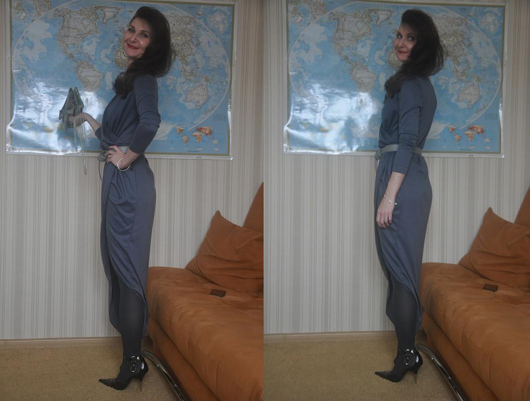 ШИК: абсолютное платье