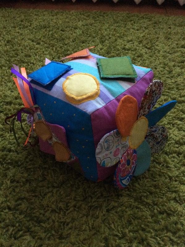 Кубик длямалышки от Tsedron