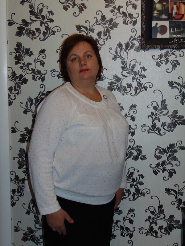 Трикотажный блузон от Elenka-Elenka