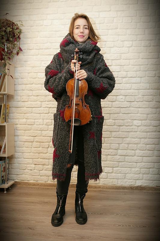 Платье-рубашка-платье-кафтан от AlexandraMaiskaya
