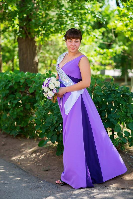 Шикарное платье свидетельницы насвадьбе ))) от Подарёнка