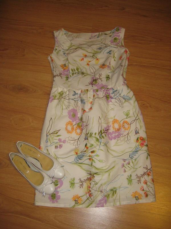 Летнее платье от natalyaabr