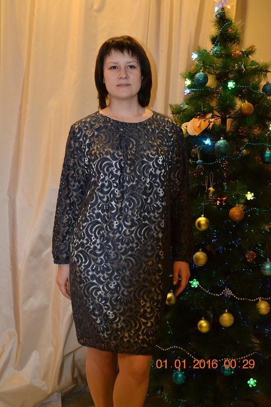 Платье изкружева от dalila_loo