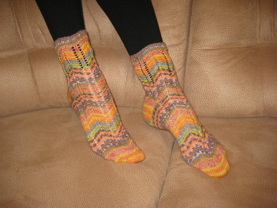 Носочки длядочки