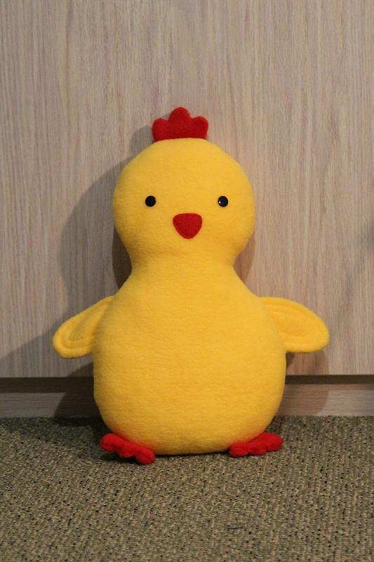Подушка-игрушка «Цыплёнок»