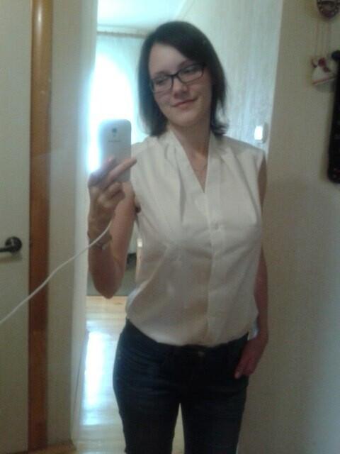 Блузка от natalyaabr