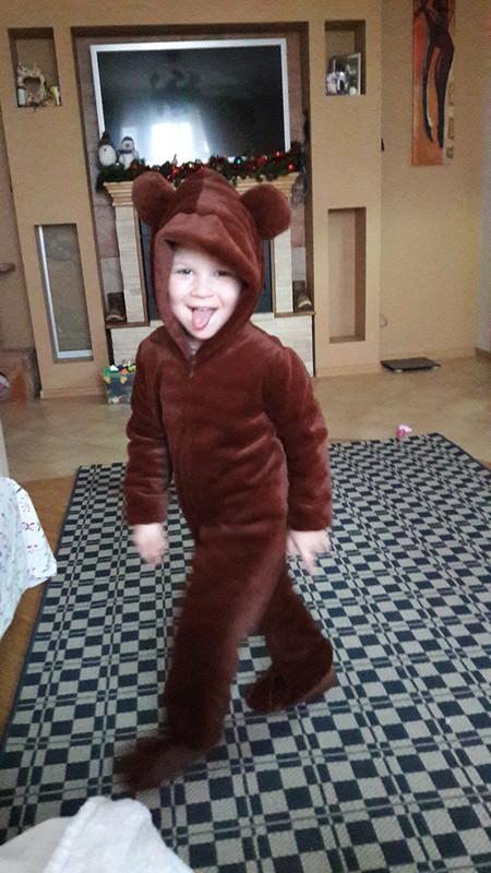 Мой бурый медвежонок от Mariya_K