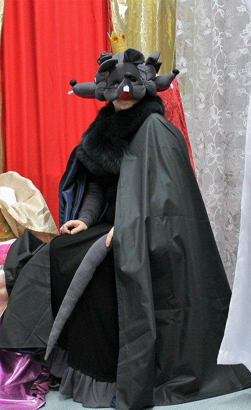 Маскарадный костюм Мышильды