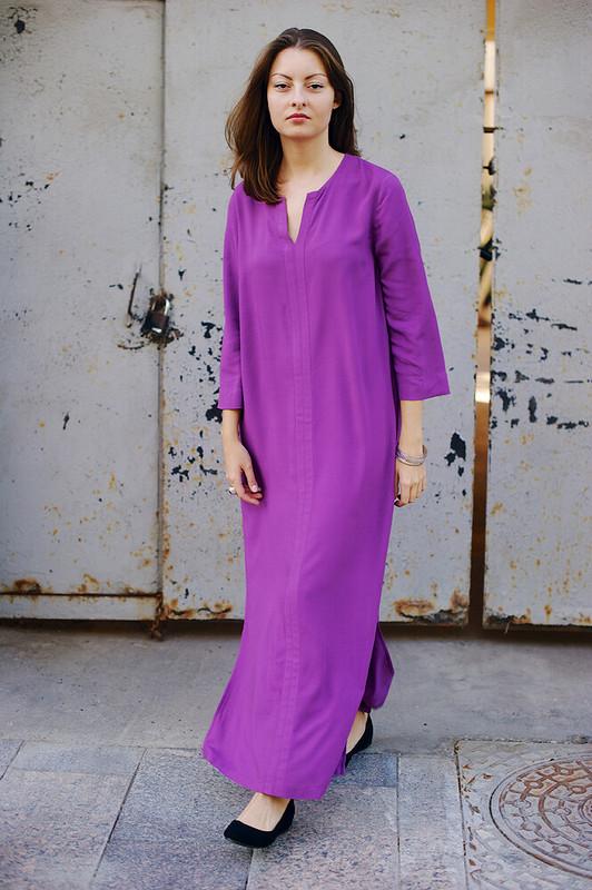 Платье-кафтан от Ja-Luzi