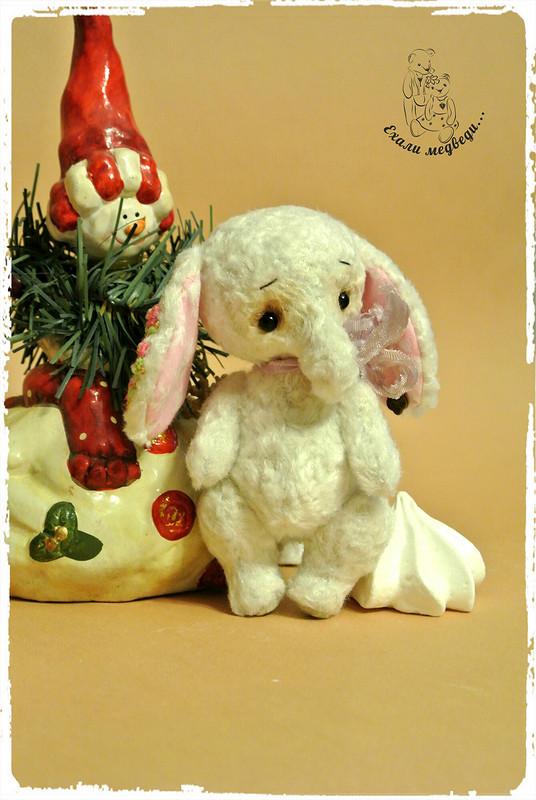 Слоник Тедди Безе (ароматный)