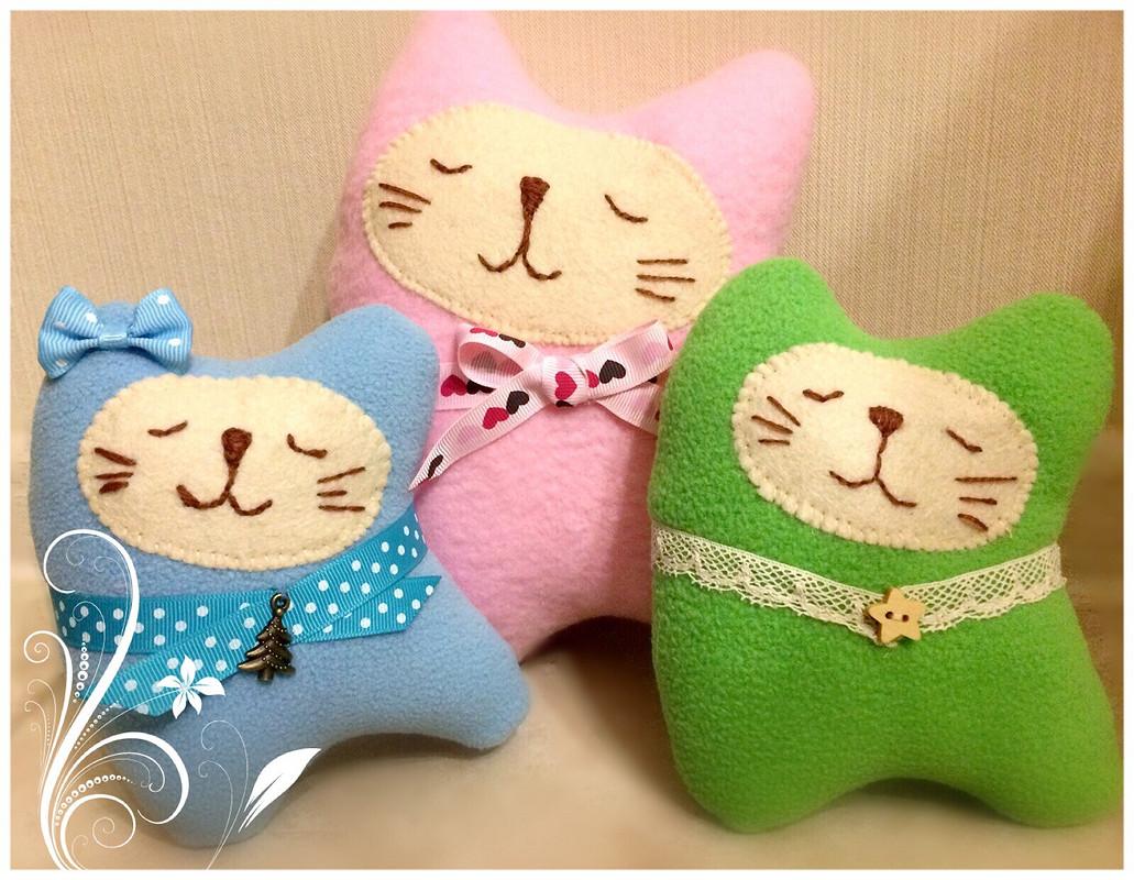 Котики от Olga751