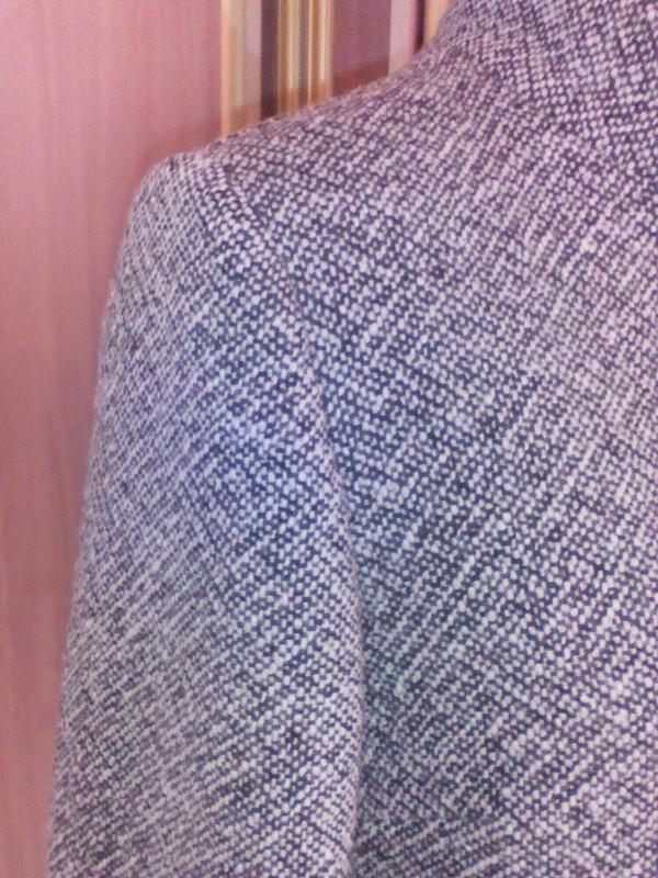 Теплое демисезонное пальто от ElenaPon