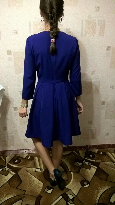 Платье кновому году