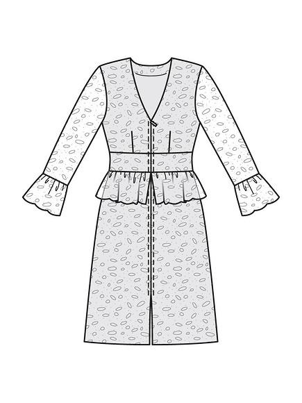 Ажурное искушение: платье изкружева своими руками