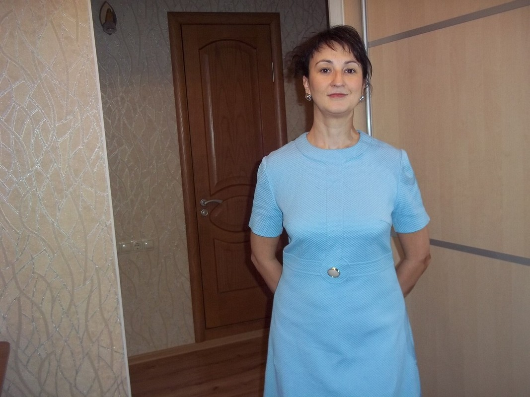 Вымученное платье