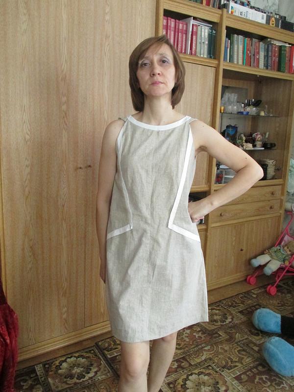 Платье налето от ElenaTereshkova