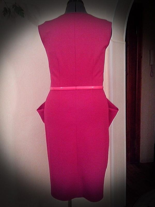 Платье сушками