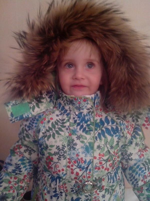 Зимний костюм от pimka
