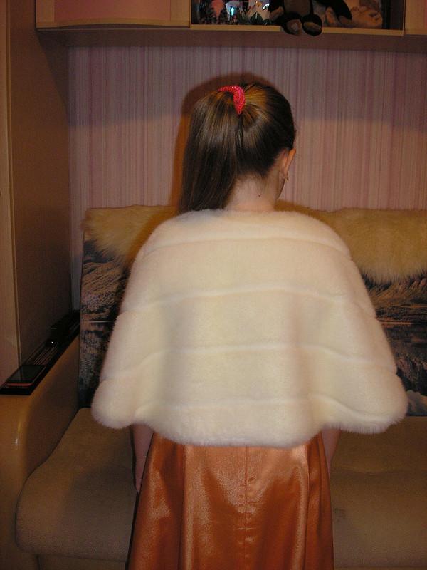 Меховое болеро от Tatyana163
