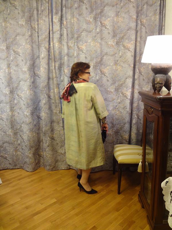 Платье сдеревьями от TatianaPronina