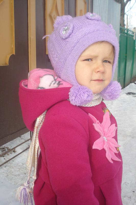 Пальтишко от Писаренко Елена