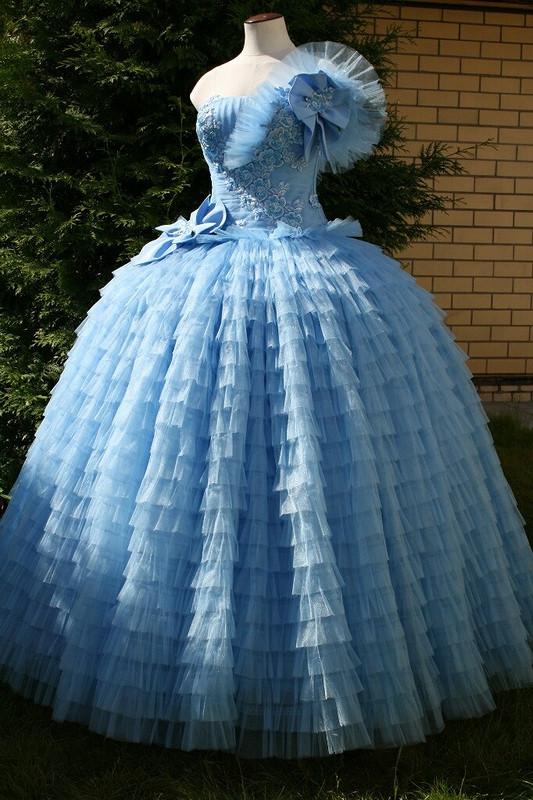 Голубая пена от Nutka