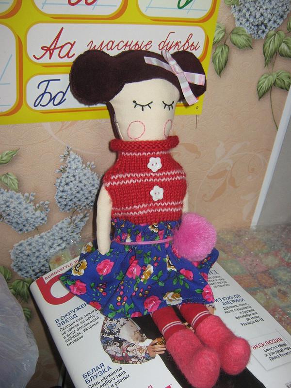 Кукла Ляляша