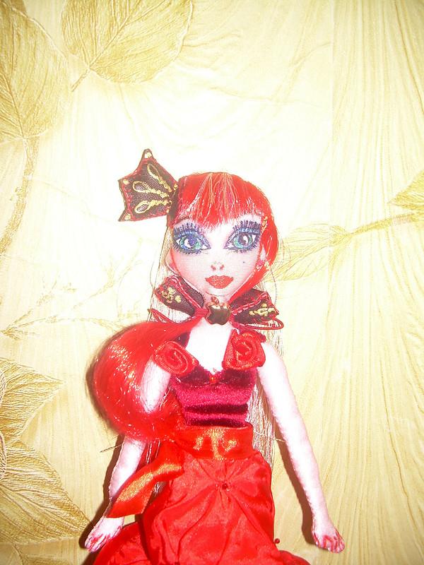Куколка подарочная