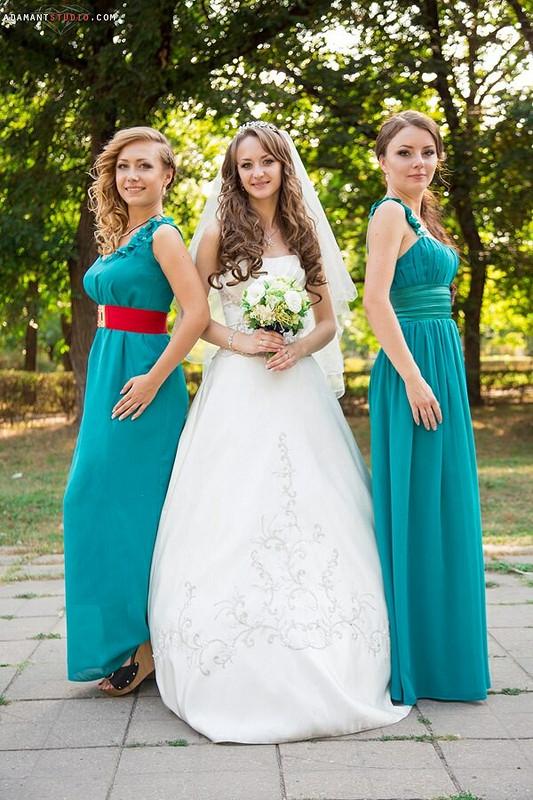 Платья дляподружек невесты. Эконом