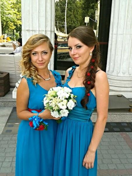 Платья дляподружек невесты. Эконом от ElenaPribylskaya