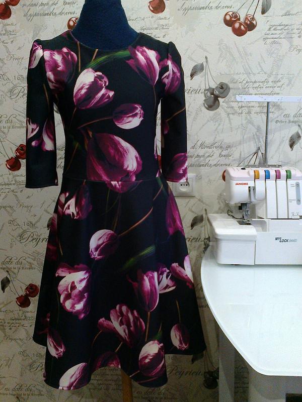 Весеннее платье от Alena Les