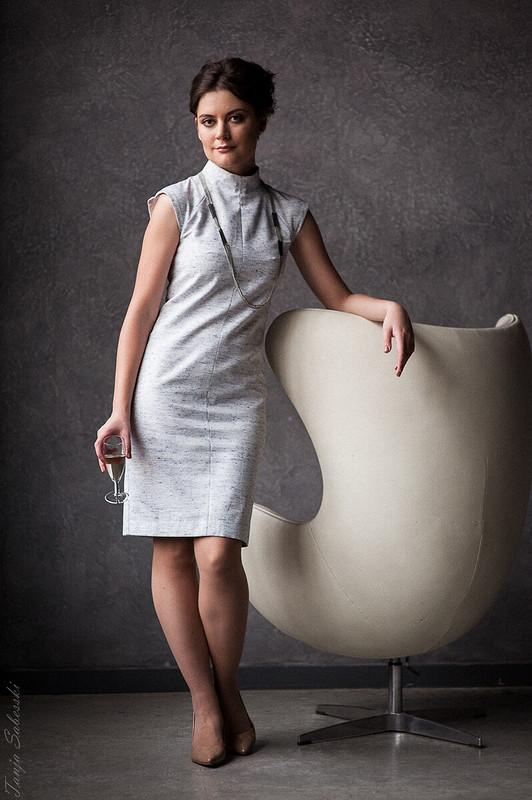 Платье-отшельник от мечта поэта