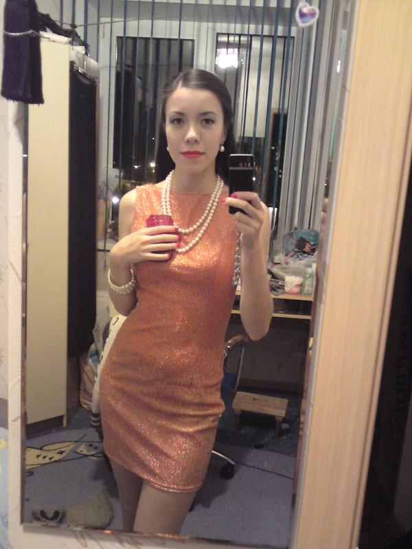 Архив. Мое первое платье (2010) от Anna_Tsi