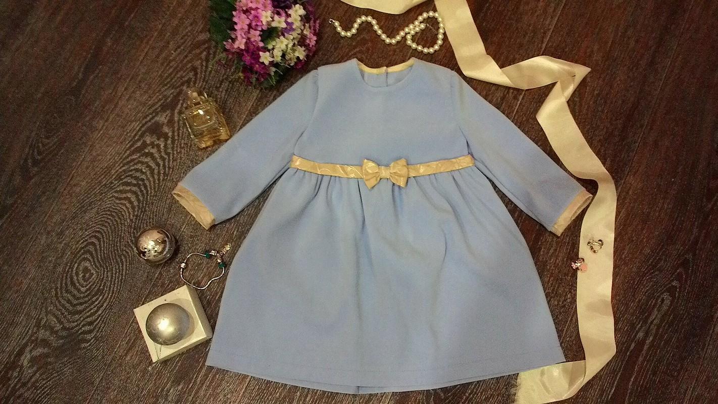 Платье длямаленькой леди