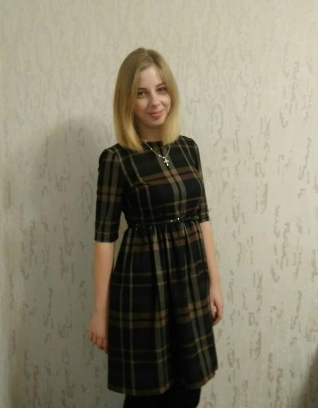 Уютное, теплое платье накаждый день от Асия