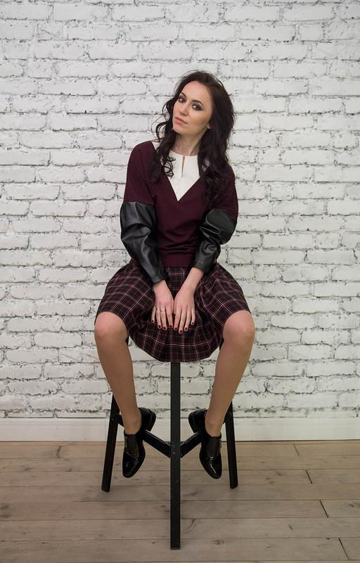 Свитшот от Kuznetsova_ME
