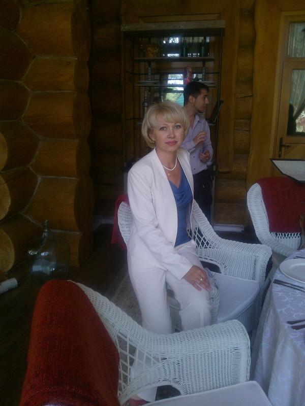 Белый костюм от Svet-lana*