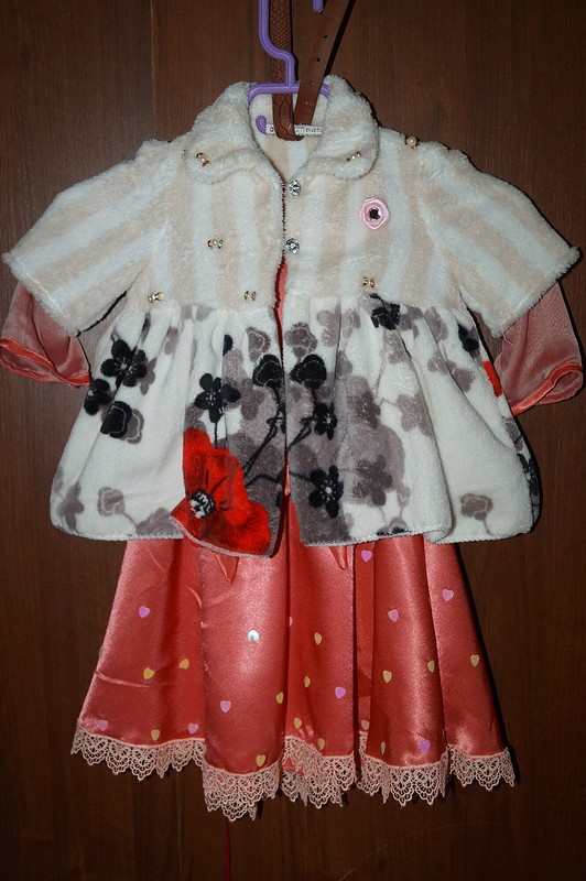 Новогоднее платье