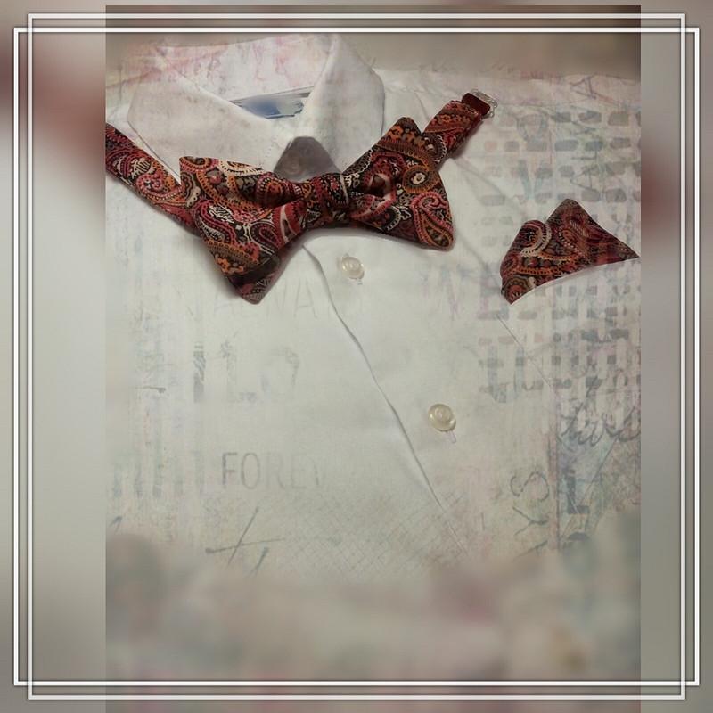 Галстуки-бабочки от JuliaW