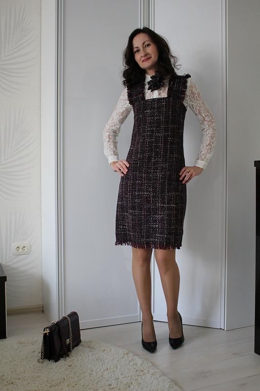 Сарафан «немного Шанель» от Katerina77