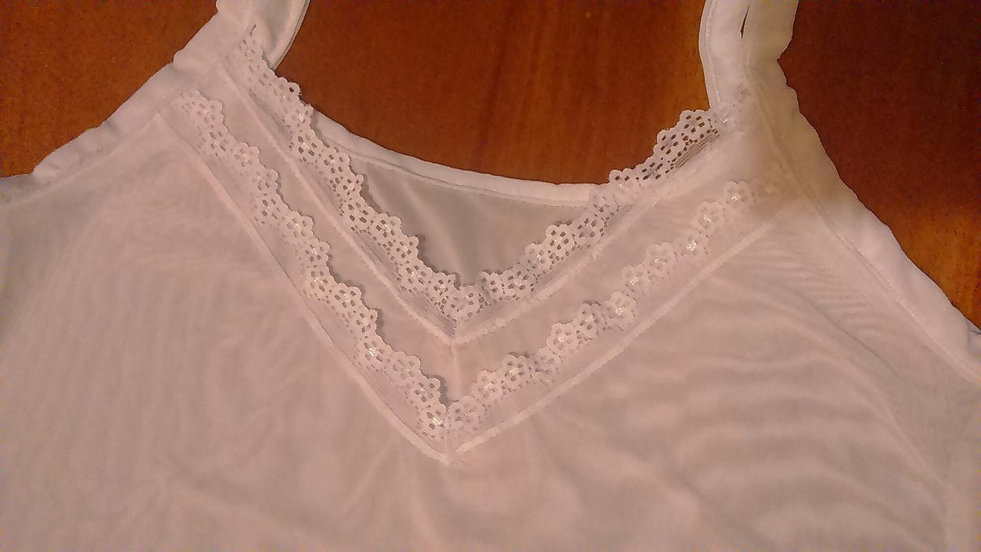 Маечка подпросвечивающуюся блузку от SiyukhovaAminet