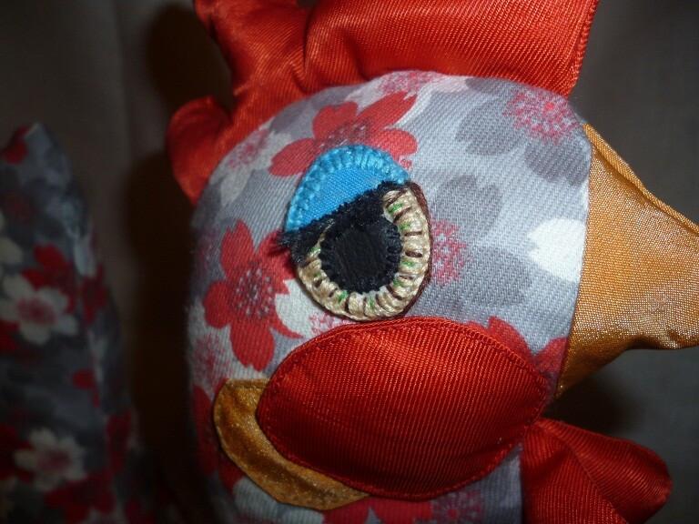 Подушка игрушка Петушок от Наталис Невинка