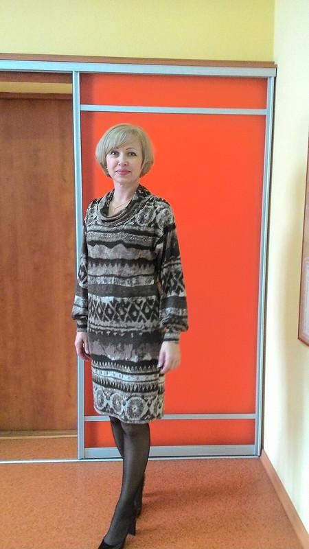 Платье офисное от Svet-lana*
