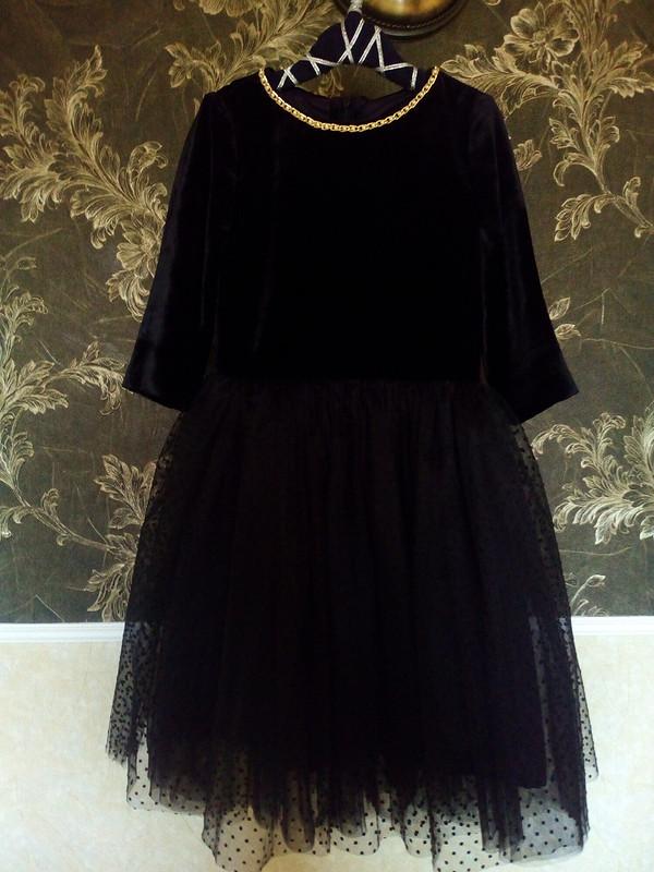 Стильное платье дляюной леди