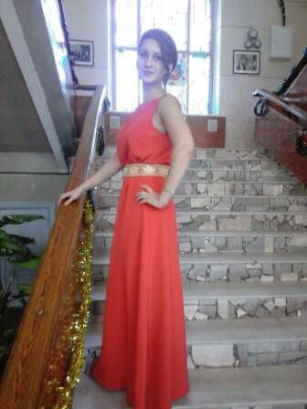 Бальное платье от Mineki