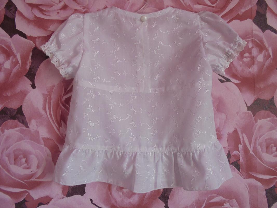 Блузка ишорты от Patrolaj