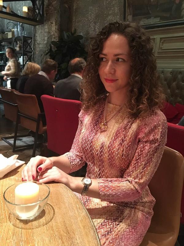 Платье изжаккарда Missoni от МариШок