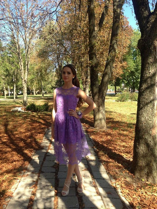 Платье  подружки невесты от ЛЮДМИЛА73