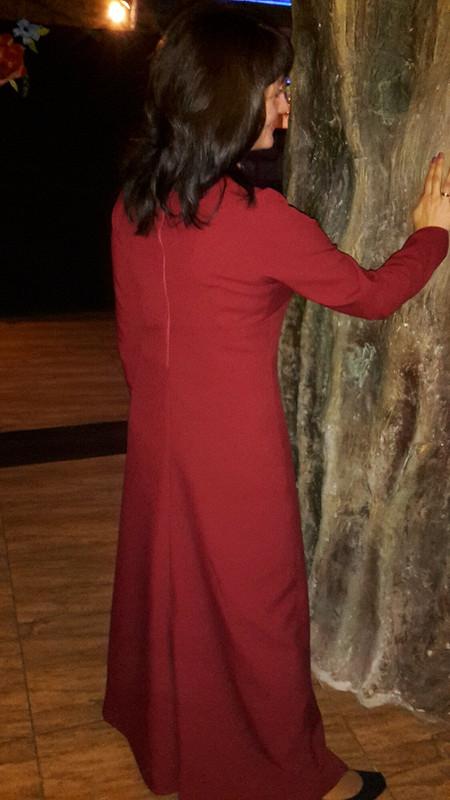 Красное платьице..от среды допятницы от Gellena